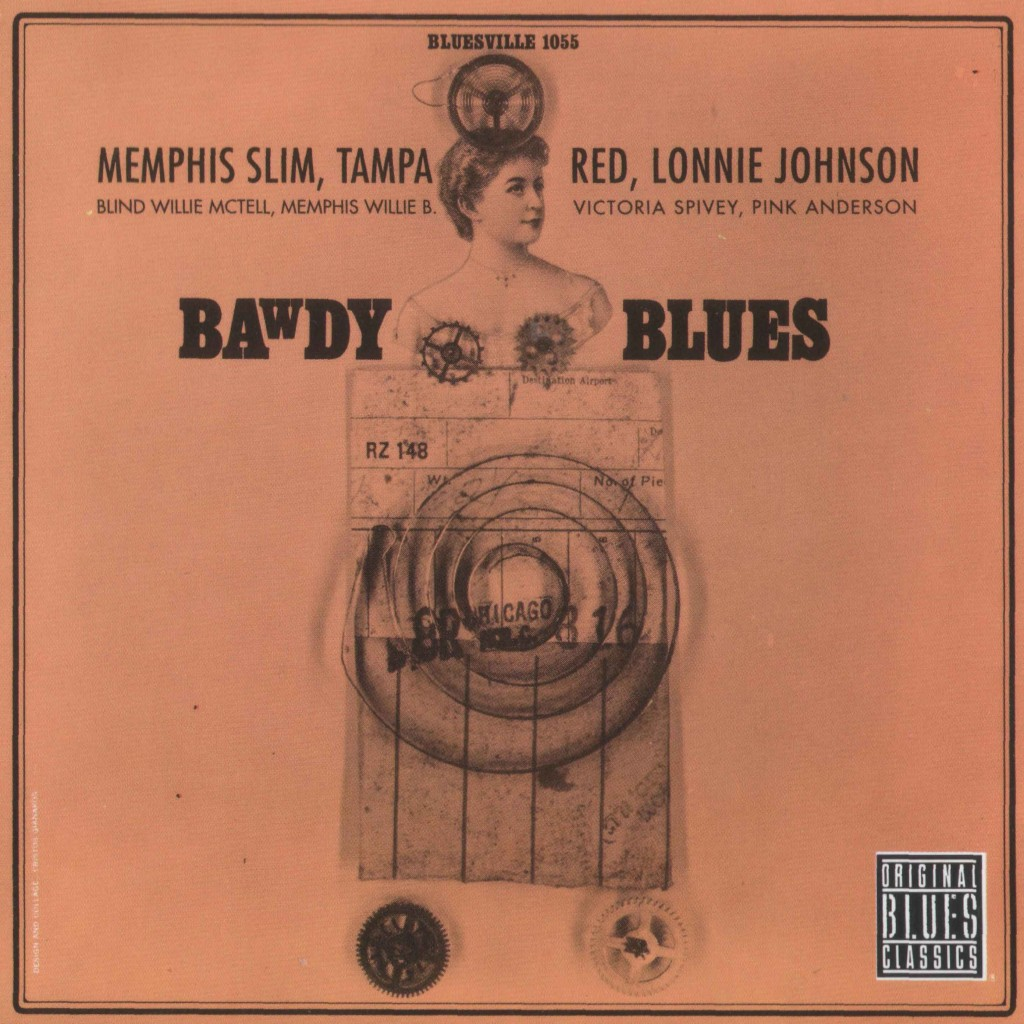 Bawdy Blues Album Cover