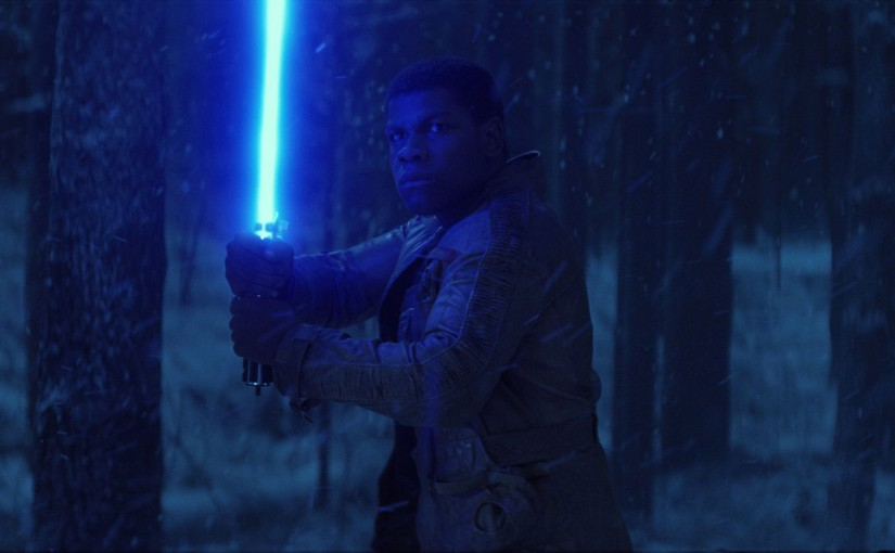 The Force Awakens Speculation: Finn is Luke's Son